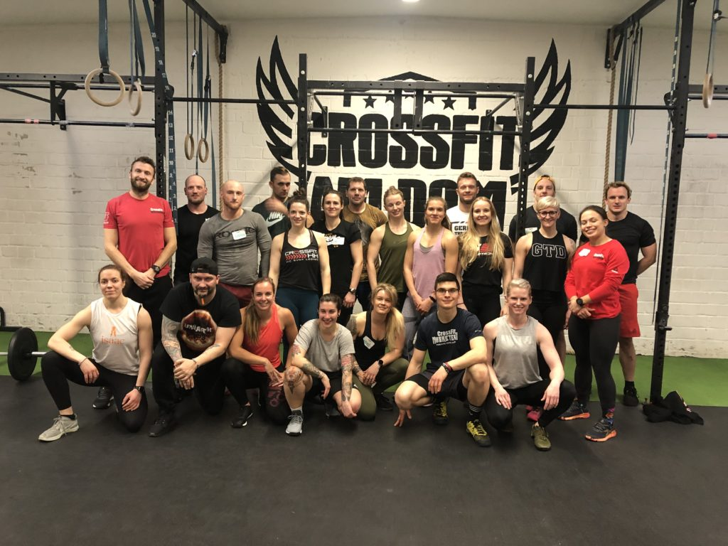CrossFit Am Dom, Cologne, Germany