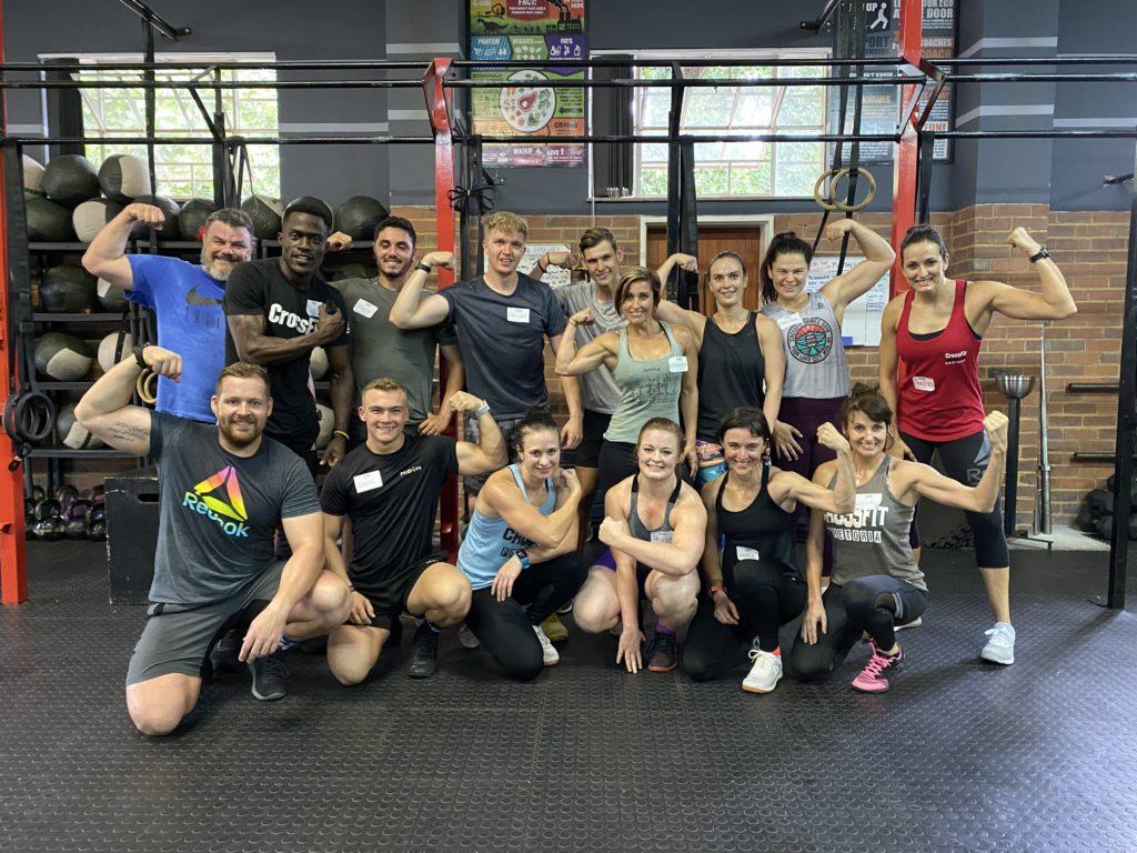 CrossFit Pretoria, Pretoria, South Africa