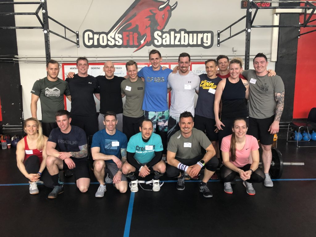 CrossFit Salzburg, Salzburg, Austria