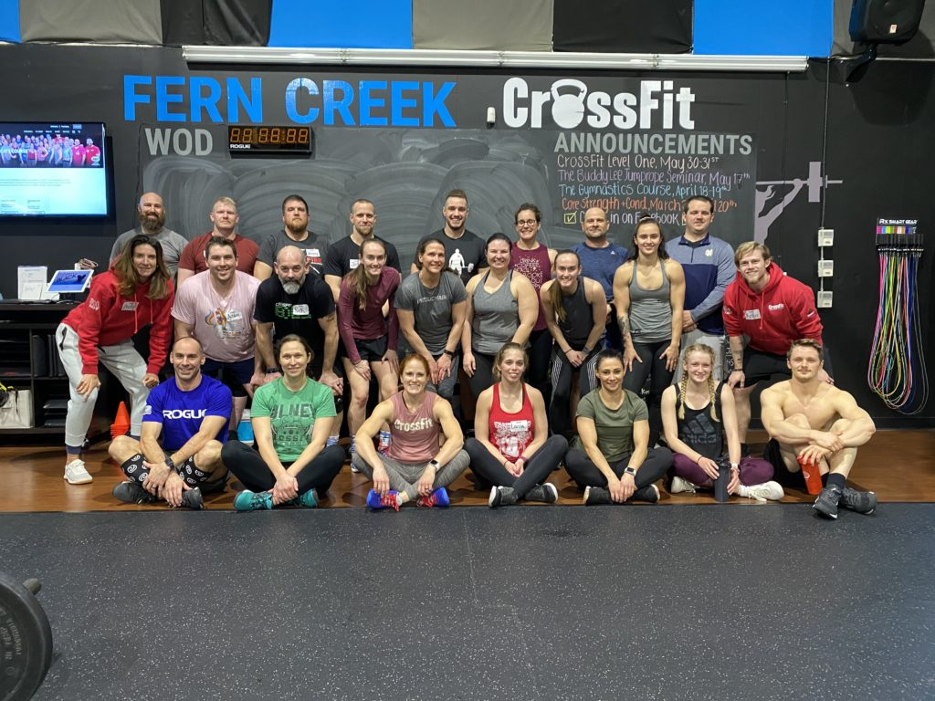 Fern Creek CrossFit, Louisville, Kentucky