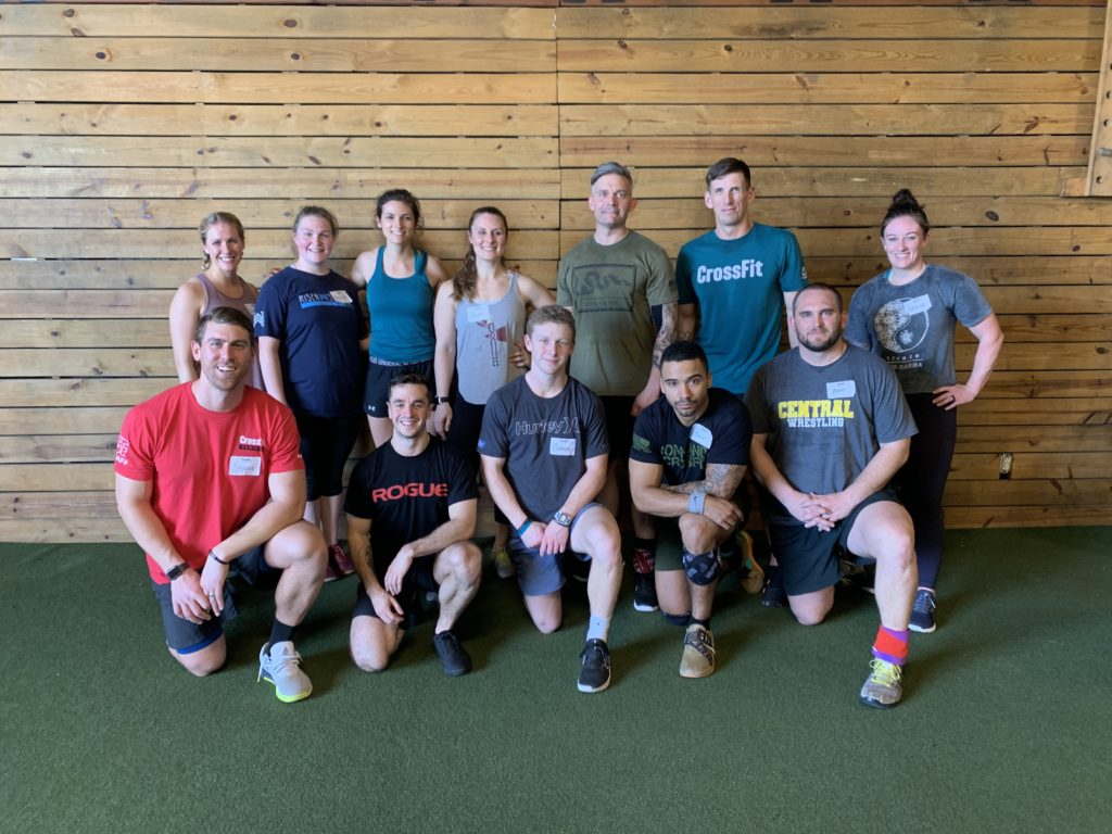 CrossFit Black Box, Tallahassee, FL