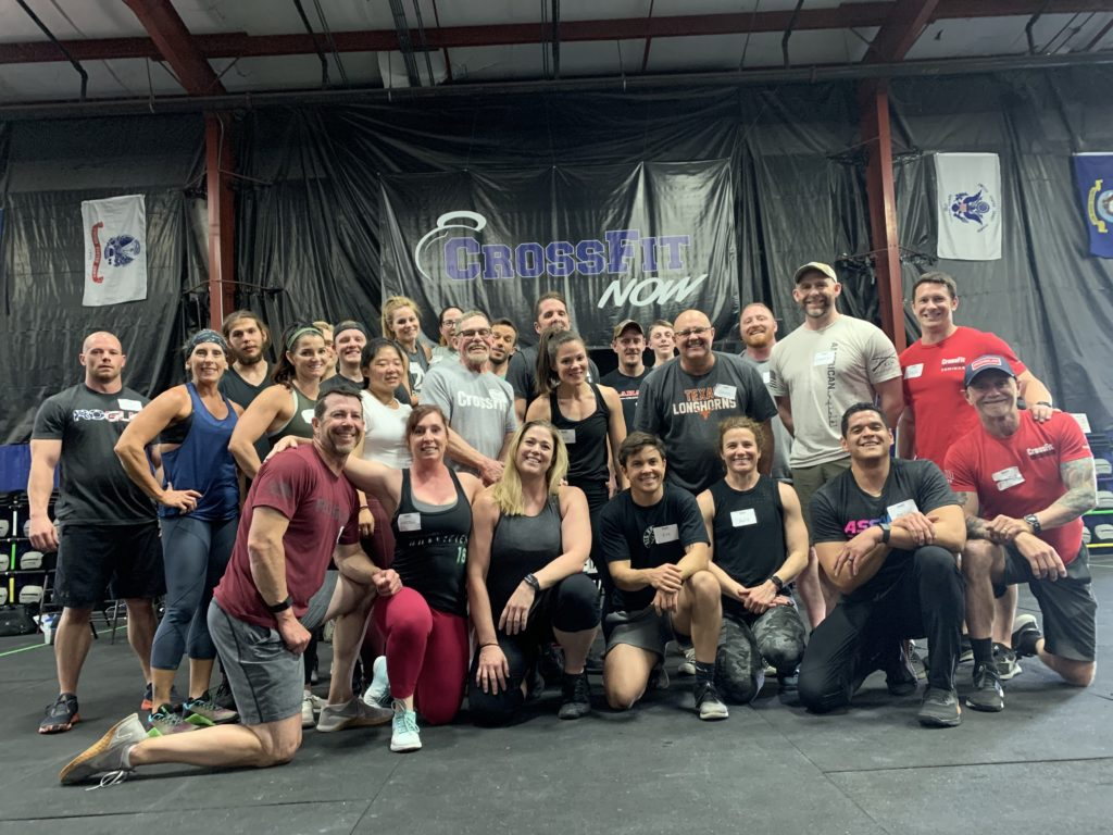 CrossFit Now, Tucson, AZ