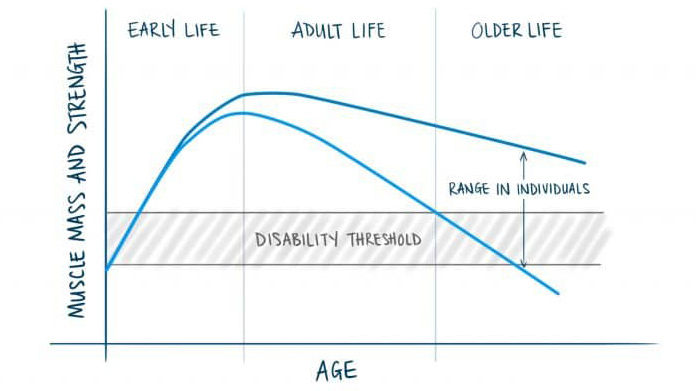 aging graph