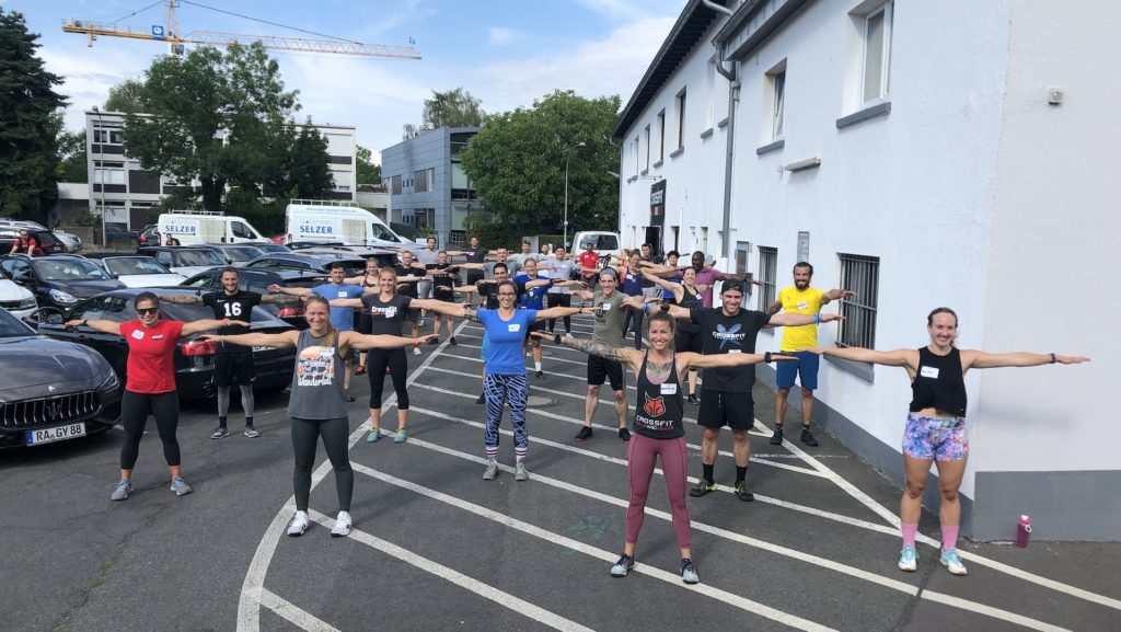 CrossFit Bulls and Bears, Frankfurt, Germany