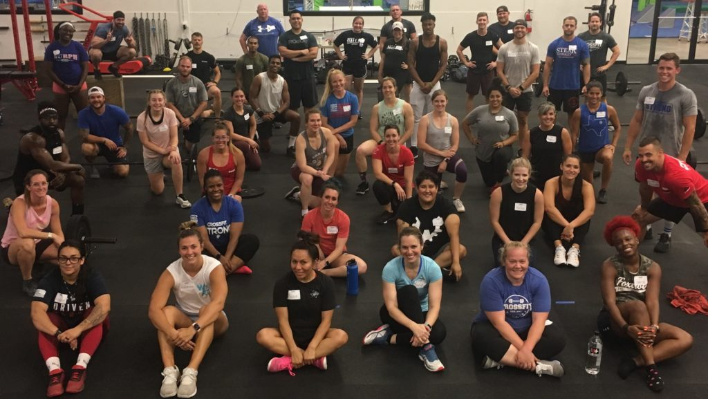 CrossFit Strong, Farmers Branch, TX