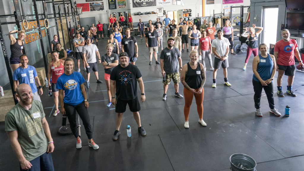 CrossFit Decimate, Colorado, CO