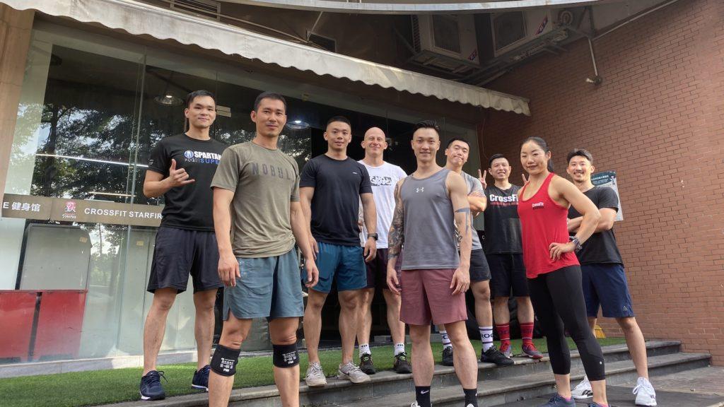 CrossFit Starfire, Shenzhen, China