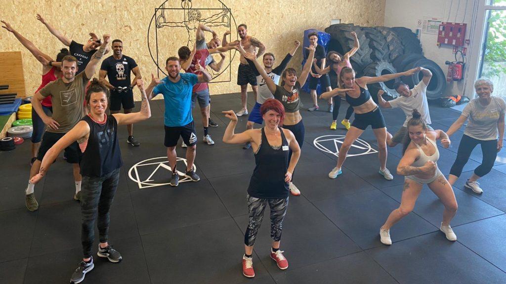 Antropos CrossFit, Pierre-Benite, France