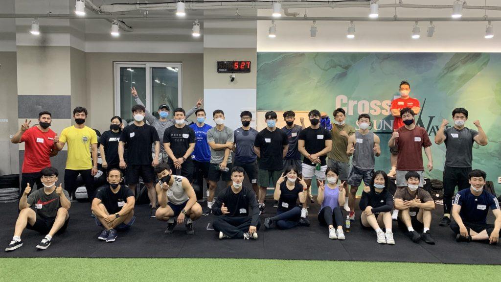 CrossFit Soundwave, Busan, Korea