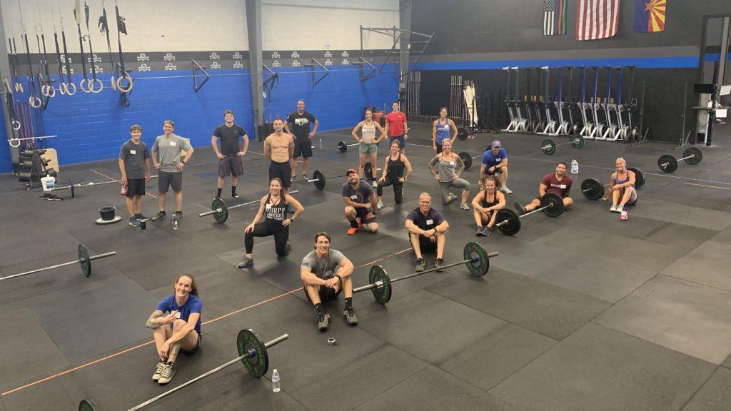 CrossFit Flagstaff, Flagstaff, AZ