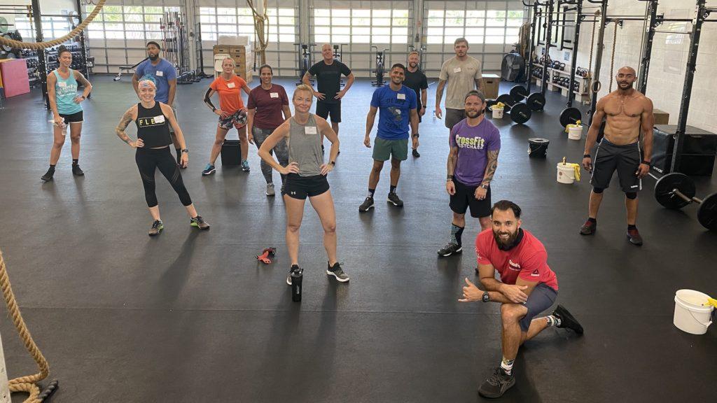 CrossFit Westchase, Oldsmar, FL