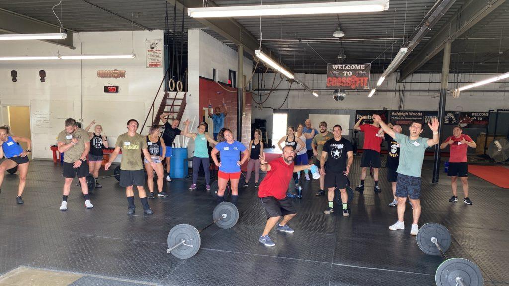 CrossFit WV, Charleston, WV