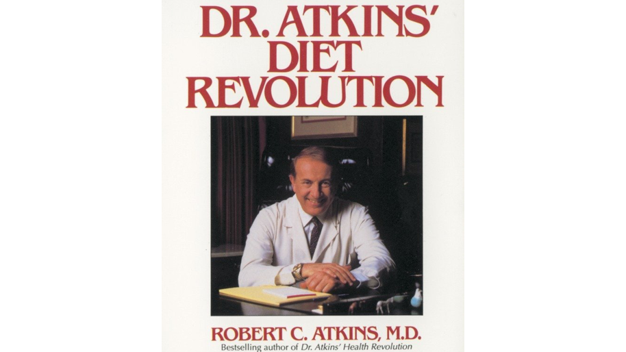 Dr. Atkins' Diet Revolution