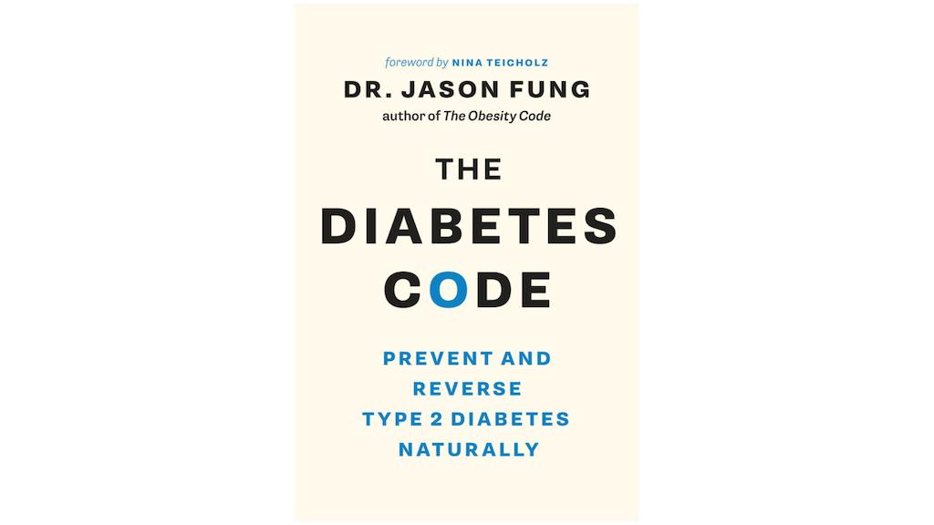 Diabetes Code Cover