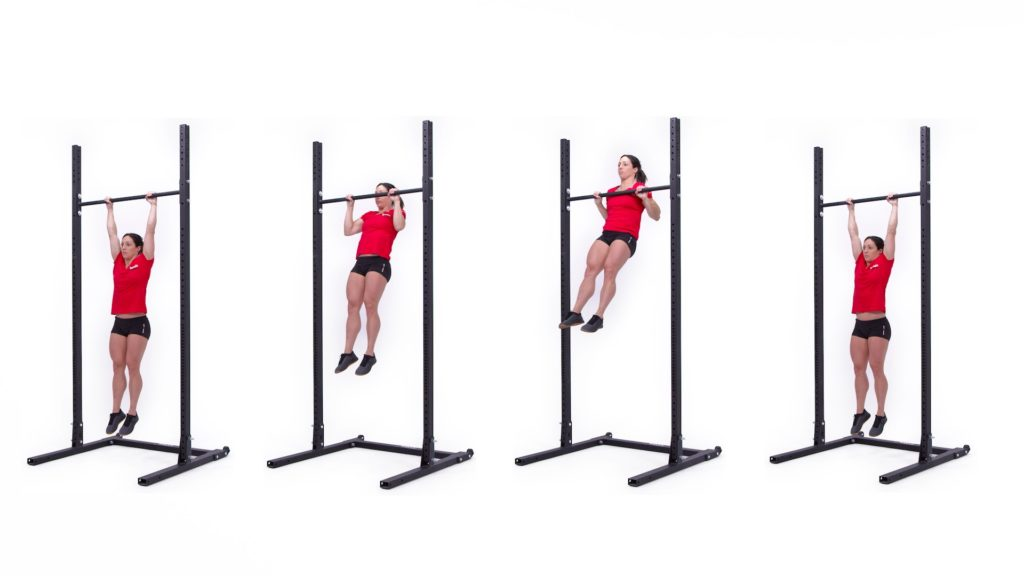 The Strict Chest-to-Bar Pull-Up