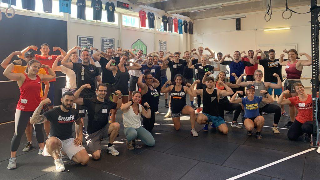 CrossFit Venoge, Chavannes-pres-Renens, Switzerland
