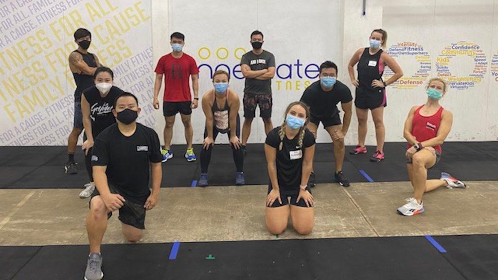 Innervate CrossFit, Singapore