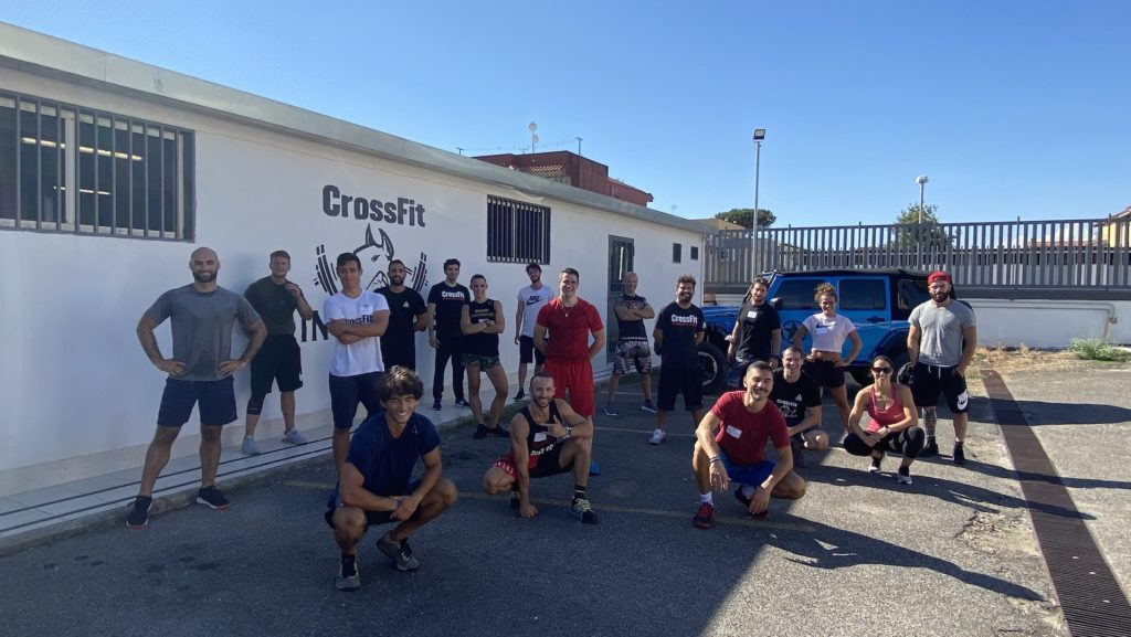 CrossFit Interritus, Naples, Italy