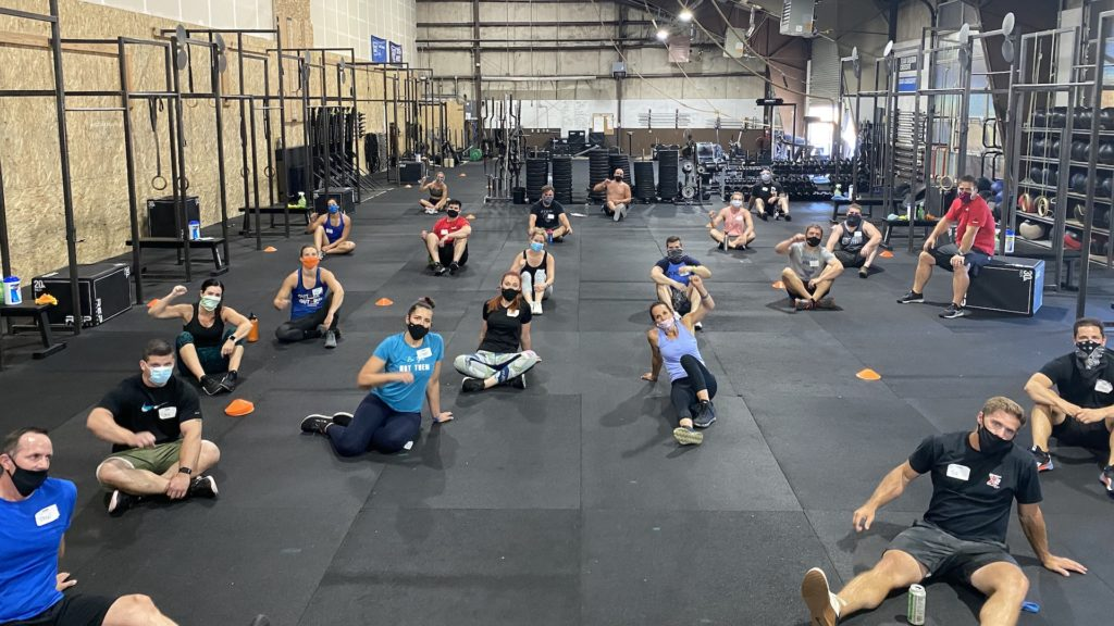 Oregon CrossFit, Bend, OR