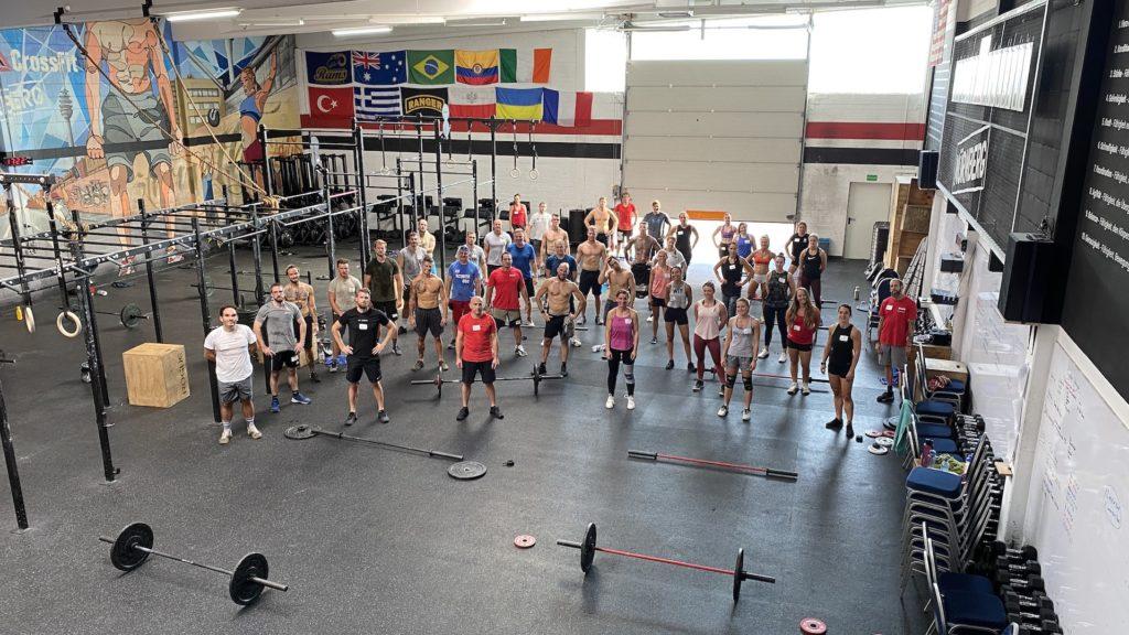 Reebok CrossFit Nürnberg, Nürnberg, Germany
