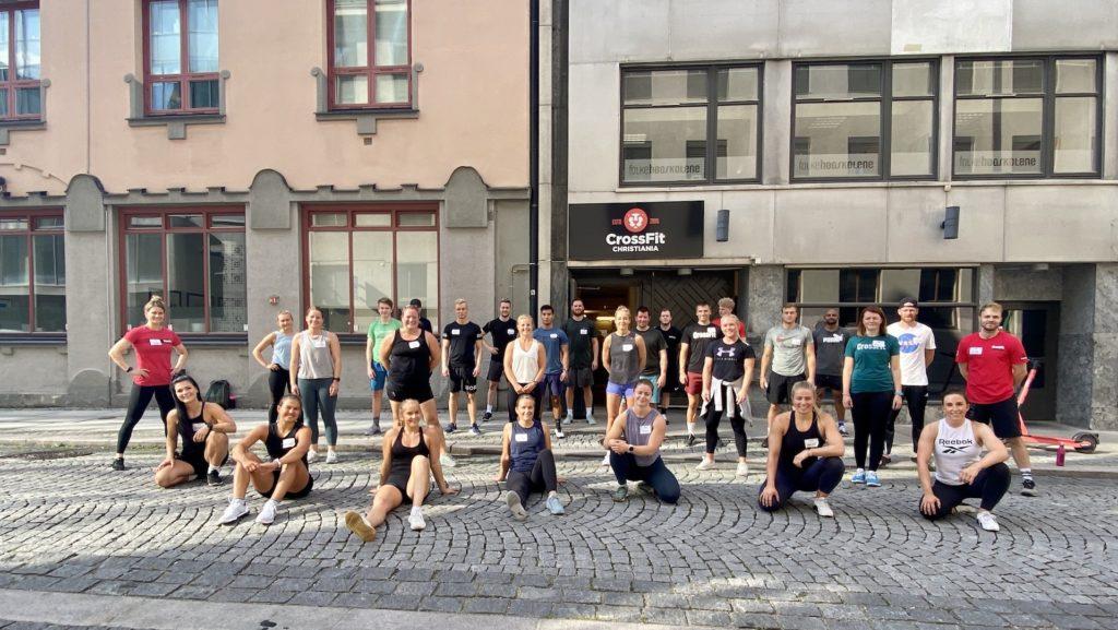 CrossFit Christiania, Oslo, Norway