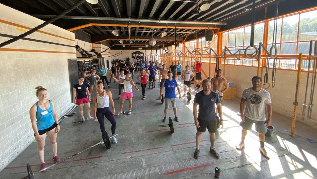 CrossFit Basel, Basel, Switzerland