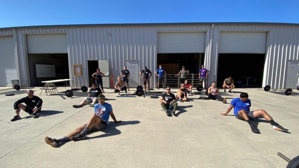 CrossFit Inferno, San Luis Obispo, CA