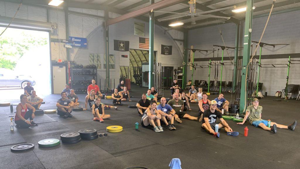 CrossFit Commence, Fayetteville, AR