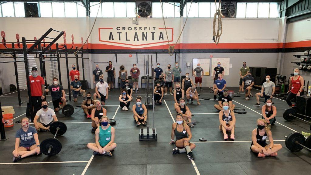 CrossFit Atlanta, Atlanta, GA