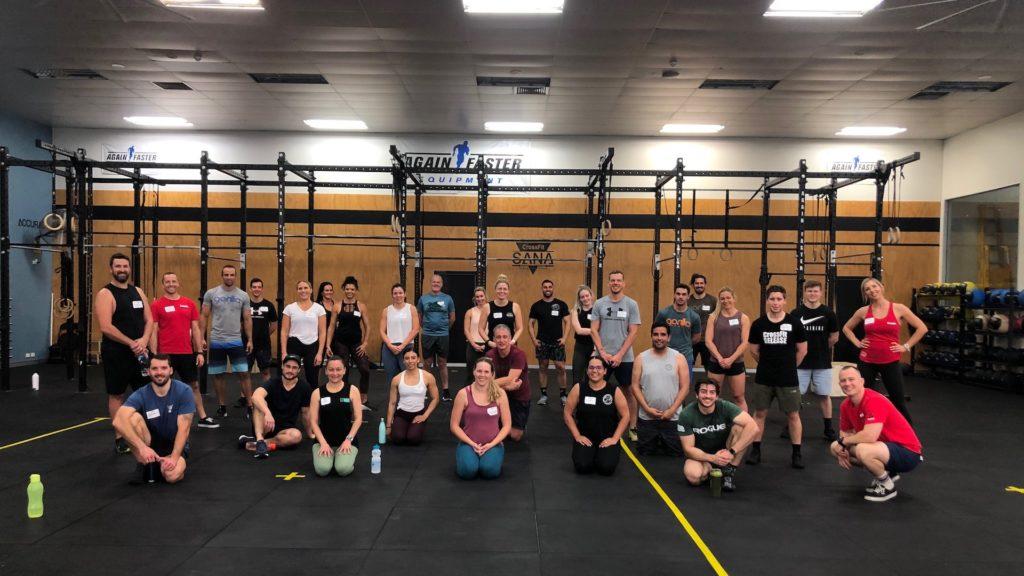 CrossFit Sana, Brisbane, Australia