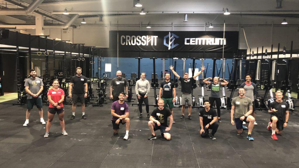 CrossFit Centrum, Stavanger, Norway