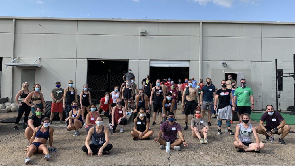 Skyline CrossFit, Houston, TX