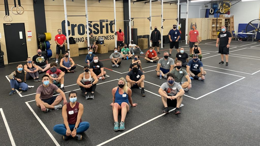 CrossFit Home Office, Scotts Valley, CA