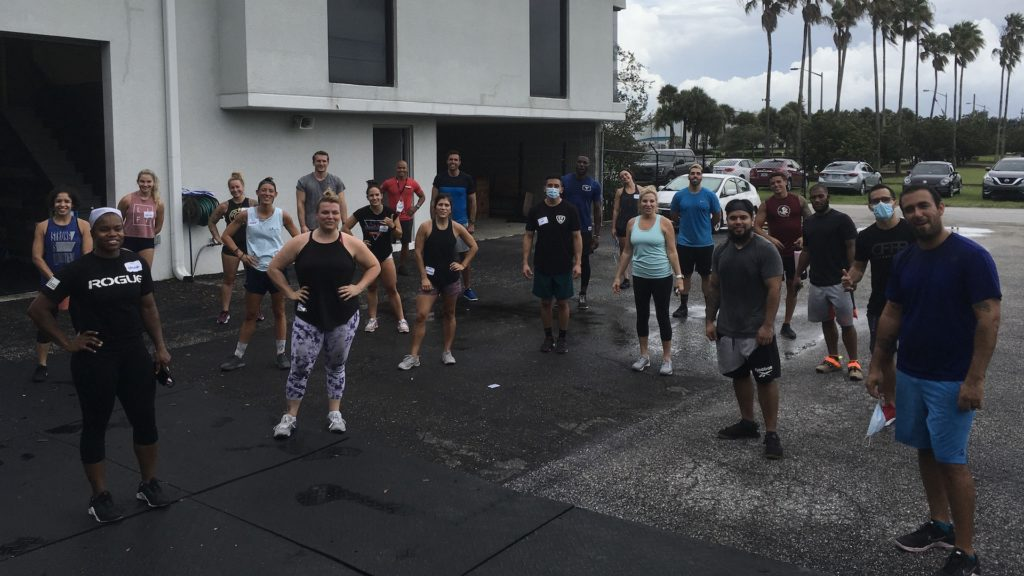 CrossFit Milk District, Orlando, FL