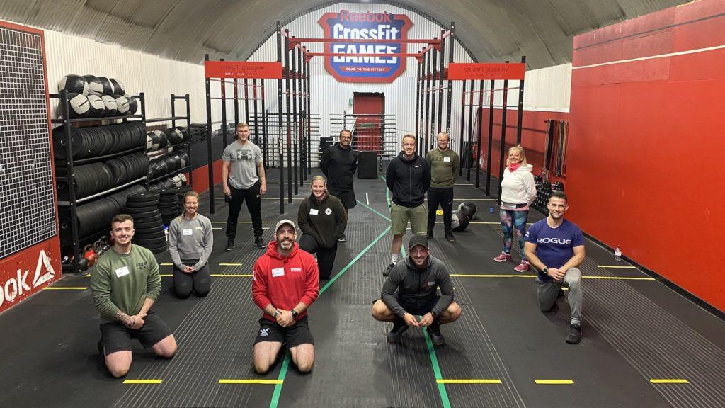 CrossFit Glasgow, Glasgow, Scotland