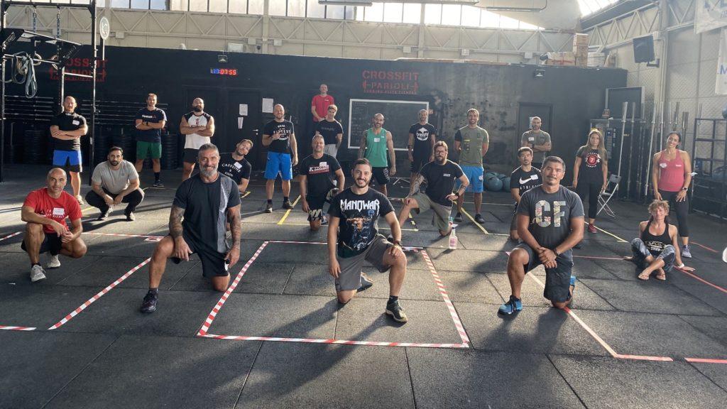 CrossFit Parioli, Roma, Italy