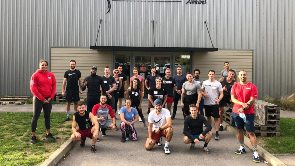 L'Arene CrossFit Amiens, Amiens, France
