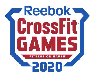 2020 CrossFit Games Logo