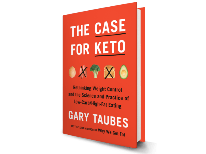 The Case for Keto Book Cover