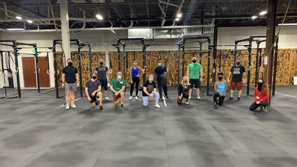 Mensch CrossFit, Fayetteville, AR