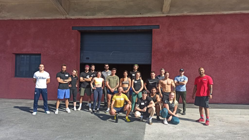 L'Arene CrossFit Amiens, Amiens France
