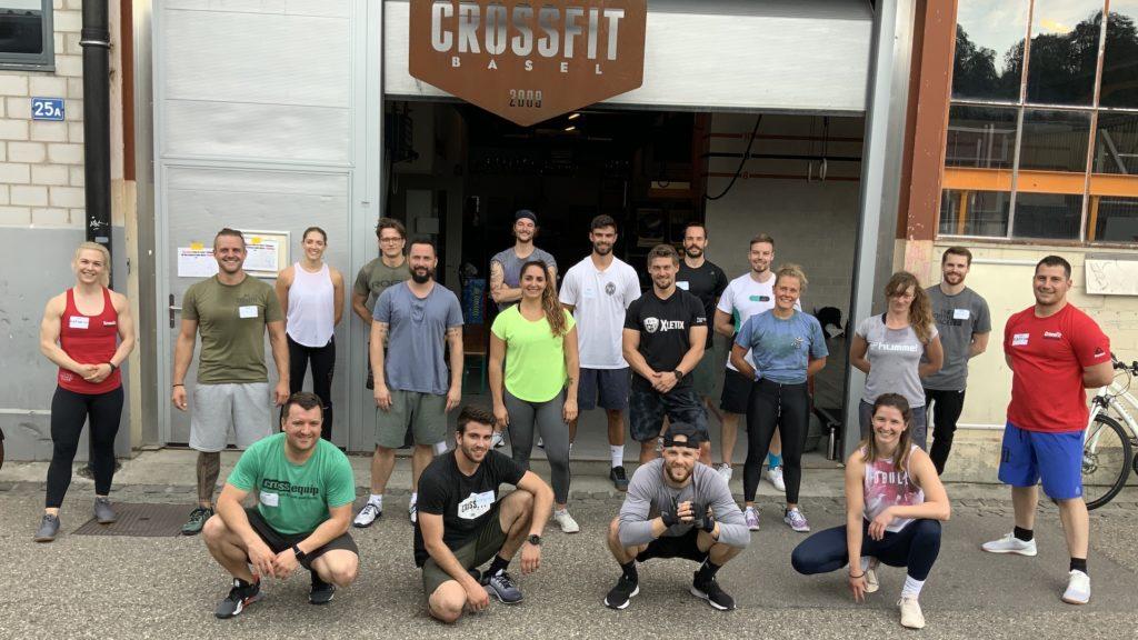 CrossFit Bagel, Basel, Switzerland