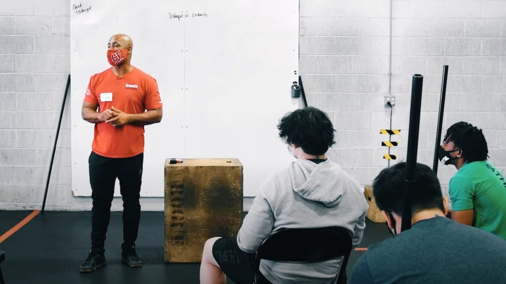 Teaching Technique in Philly, Part 1
