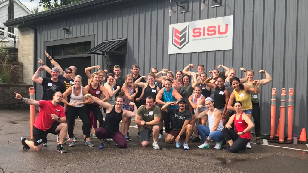 CrossFit SISU Excelsior, Excelsior, MN