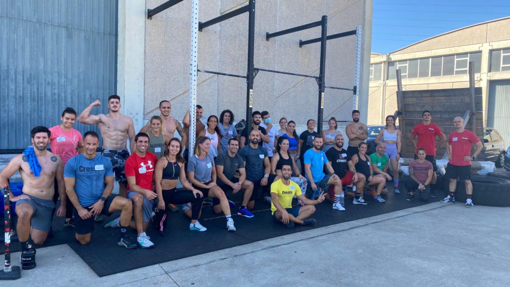 CrossFit AlphaDen, Sintra Portugal