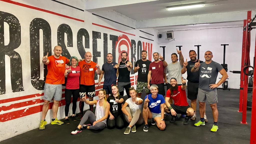 CrossFit Box V, Split, Croatia