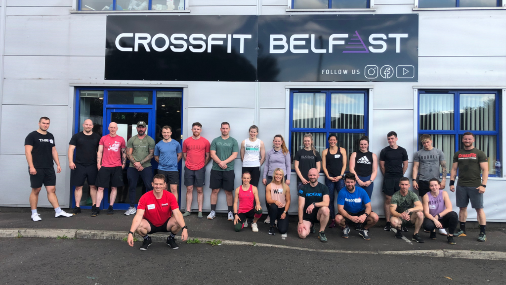 CrossFit Belfast, Belfast, Northern Ireland