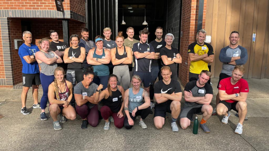 Solv CrossFit Wylds Lane, Worcester, UK