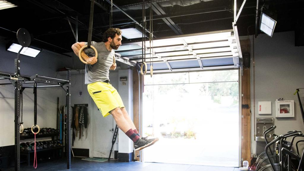 Master the Strict Muscle-Up