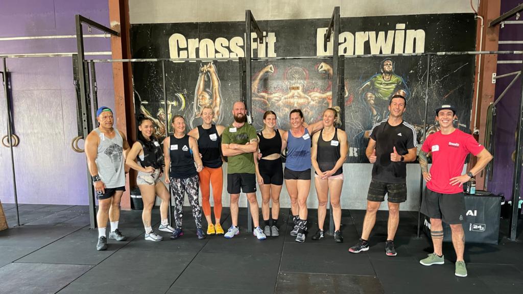 CrossFit Darwin, Darwin, Australia